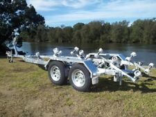 FIB6.2M14T Roller Tandem SeaTrail Boat Trailer, suits  Boats/ Tinnys 5.4 to 6.5