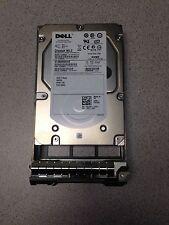 "Dell/Seagate 600GB 10K 3.5"" 6Gb/s  ST3600002SS  Hard Drive Tray R710 R610 R410"