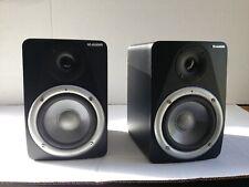 New listing M Audio Bx5 Studi Phile Amplified speakers (Pair)