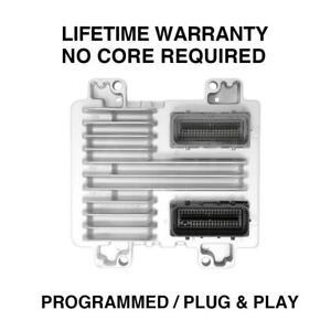 Engine Computer Programmed Plug&Play 2008 Hummer H2 12624488 YRTM 6.2L ECM PCM
