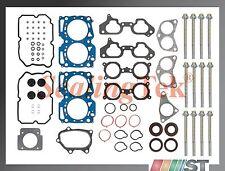 Fit 06-12 Subaru EJ255 EJ257 Turbo Engine Cylinder Head Gasket Set w/ Bolts Kit