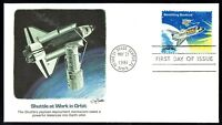 US 1914 Space Shuttle Columbia 1981 Fleetwood FDC F1914-1