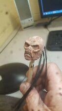 Custom painted weequay head for 12 inch figure new