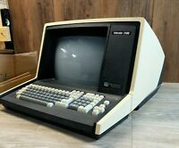 Vintage Intelligent Systems INTECOLOR 2400 Computer Terminal Extremely Rare