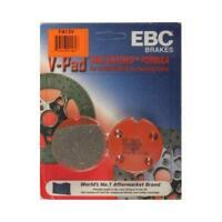 EBC V Front Brake Pads for Honda 74-78 CB550F K 76-78 CB750A 75-77 CB400F FA13V
