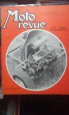 moto revue  1480 27/2/60 manx horizontale karting  les junak