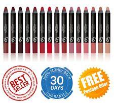 Golden Rose Crayon Matte Lipstick 28 Shades Red Nude Pink Brown Velvet Pencil