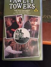 PG VHS Films Fawlty Towers