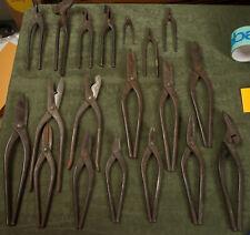 Japanese WWII Aircraft Mechanics Tool Kit Fuselage(HSE) 19 Sheetmetal Japan Zero