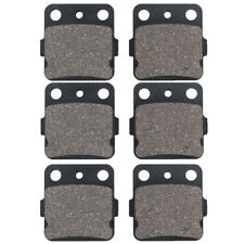 EPI Heavy-Duty Brake Pads Rear for HONDA TRX400EX FourTrax 1999-2000