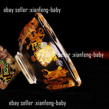 Offering Water Bowl Cup Buddhist Tibetan 8 Symbols Mikky  Crystal Buy 2 get 1