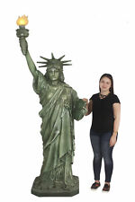 8ft Statue of Liberty Replica With Functional Light Large Statue