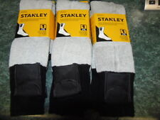 3 PAIRS Stanley ELECTRIC battery operated heated thermal socks  Hunting Fishing