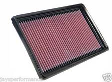 KN AIR FILTER REPLACEMENT FOR FIAT STILO ABARTH 2.4L-I5; 2001