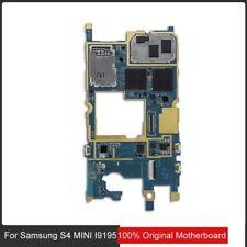 Motherboard Samsung Galaxy S4 mini I9195 Original scheda madre Mainboard Logic