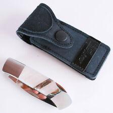 Moki Messer S Pearl HP-30 Taschenmesser Silber/Weiß