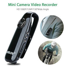 1080P Full HD Mini Camera Dash Cam Police Body Bike Camcorder Loop Recording Pen