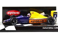 403890104 MINICHAMPS x KYOSHO 1:43 Tyrrell Ford 018 Japan GP J.Alesi 1989