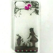 iPhone 7 and 8 Alice In Wonderland Silhouette Case Flexible New Discontinued