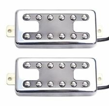 ARTEC FILTERTRON Matched Pair Humbucker Pickup SILVER / MVHA6 CR / Gretsch