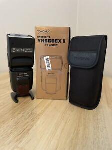 YONGNUO Yn565ex ii Wireless TTL Speedlite Flash for Canon