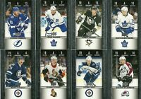 2019-20 Tim Hortons Upper Deck Game Day Action 8 Card Lot