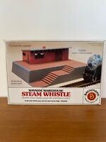 HO SCALE WAYSIDE WAREHOUSE STEAM WHISTLE PREOWNED