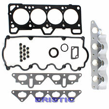 93-97 1.5L FITS HYUNDAI ACCENT SCOUPE & TURBO 12V HEAD GASKET SET G4E