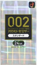 Okamoto 0.02EX 24pcs. Japan Free Shipping