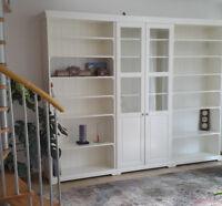 IKEA LIATORP Bücherregal Aufbewahrungskombi, weiß NP € 697.00 Neuwertig