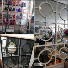 Designer Industrial/Retro Loft Mirror 50% OFF