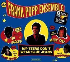 Frank Popp Ensemble Hip teens don't wear blue jeans (2003) [Maxi-CD]