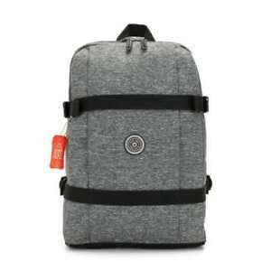 Original Kipling Backpack BOOST IT Male Grey-Black - KI425381D
