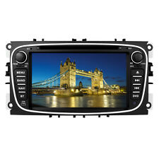 "Ford Mondeo Focus S-max Galaxy 7"" Car DVD Player Radio GPS Navigation Stereo 3G"