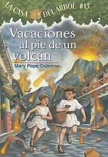 La casa del árbol # 13 Vacaciones al pie de un volcán / Vacation Under the Volca