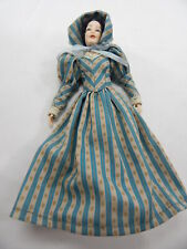 "Doll House Miniature Doll 5.5"" Heidi Ott Dressed adult lady Bjd Doll #X042"