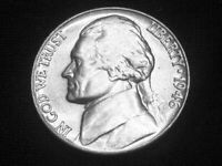 1946 Jefferson Nickel --- Gem Uncirculated w/ Full Steps