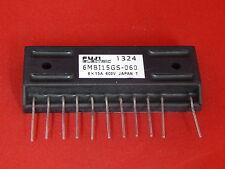 6MBI15GS-060 Módulo de Fuji-Semiconductor-componente electrónico