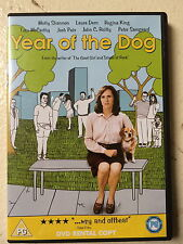 Molly Shannon John C.REILLY année de chien ~2007 Mike White Dramedy ~ GB DVD