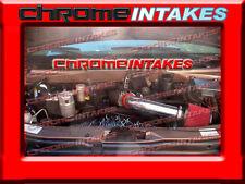 96 97 98 99 00 01 02 03 04 05 CHEVY ASTRO VAN/GMC SAFARI 4.3L V6 AIR INTAKE RED