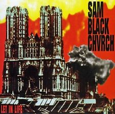 Sam Black Church-let in life/Taang! Records CD 1993