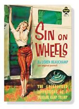 SIN ON WHEELS PULP JOURNAL by Peter Pauper Press Staff (2005) HB BRAND NEW MINT