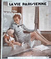LA VIE PARISIENNE 1938 N° 42  ZIG BRUNNER - CLAIN