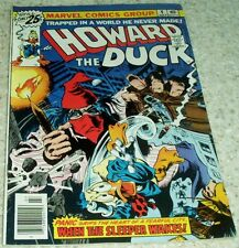 Howard the Duck 4, NM- (9.2) 1976, 75% off Guide!