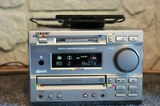 SONY DHC MD373 CD PLAYER MINIDISC RECORDER.