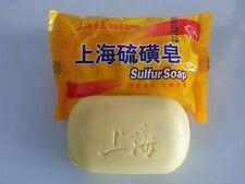 Original Shanghai Jabón Azufre Para La Psoriasis Y Eczemas