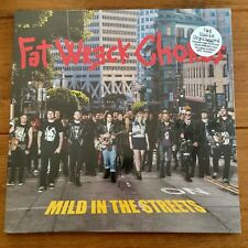 "Fat Wreck Chords: Mild In The Streets 12"" Vinyl Lp Sealed"
