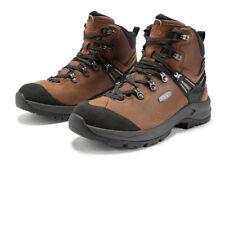 Keen Mens Wild Sky Waterproof Walking Boots - Brown Sports Outdoors