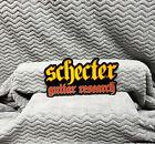Schecter Guitars Sticker....Direct from Schecter