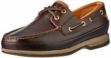 Sperry Top-Sider 0579052: Men's Gold Amaretto ASV 2-Eye Boat Shoes